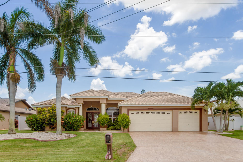 house belize florida vacation rental home cape coral