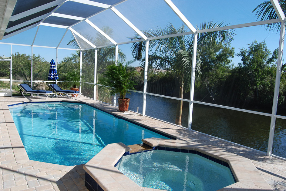 House Bermuda Florida Vacation Rental Home Cape Coral